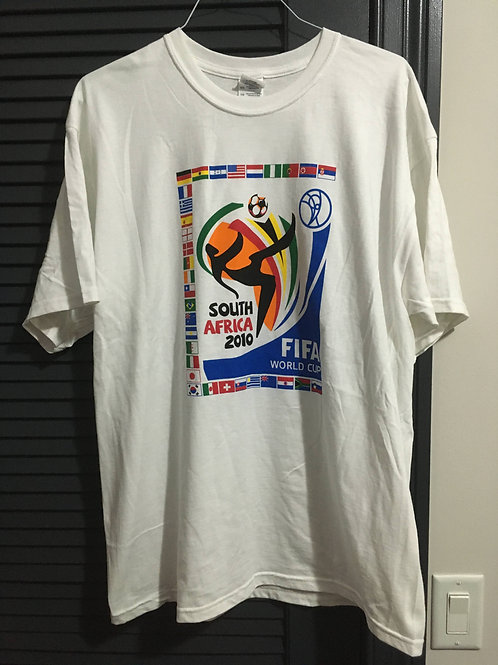 2010 Fifa World Cup South Africa XL