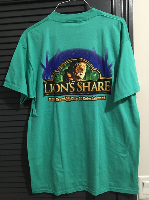90's MGM Grand Lion's Share XL