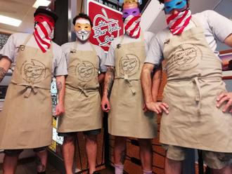 T.M.N. Sandwich Makers
