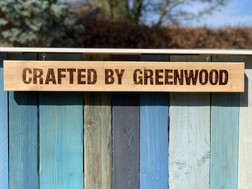 Crafted by Greenwood