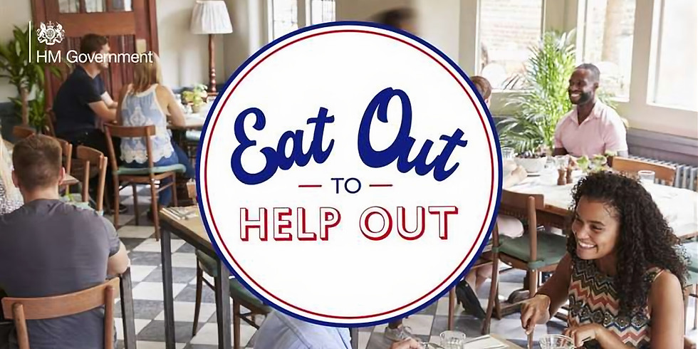 Eat Out To Help Out in Sudbury