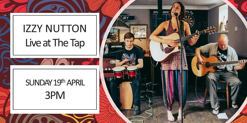 Izzy Nutton | Live at The Tap