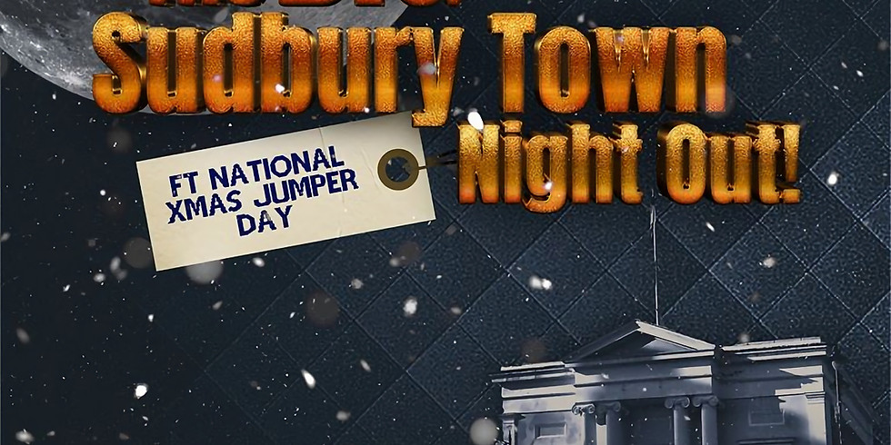 The Big Sudbury Town Night Out