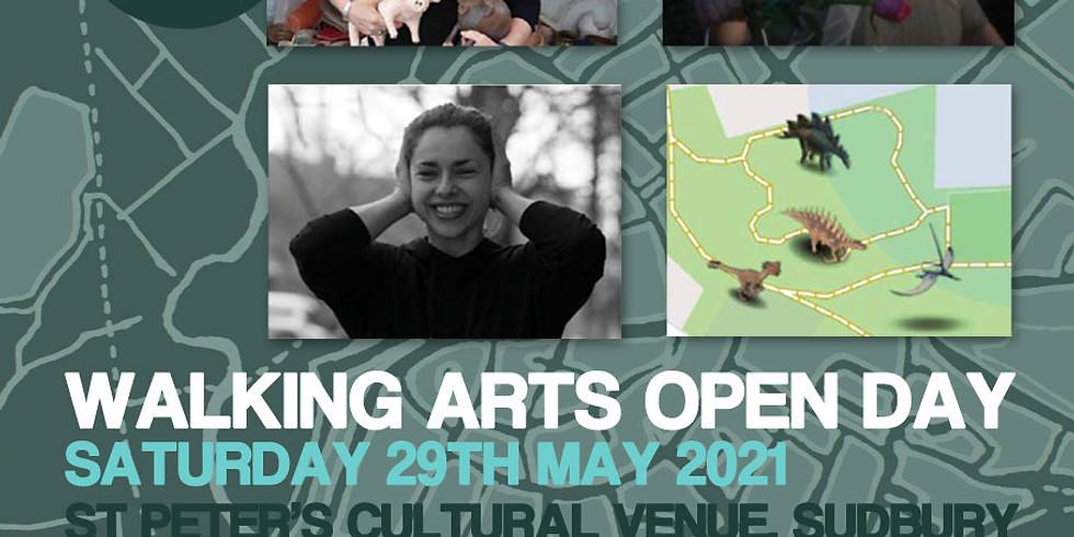 Sudbury Walking Arts Project - Open day