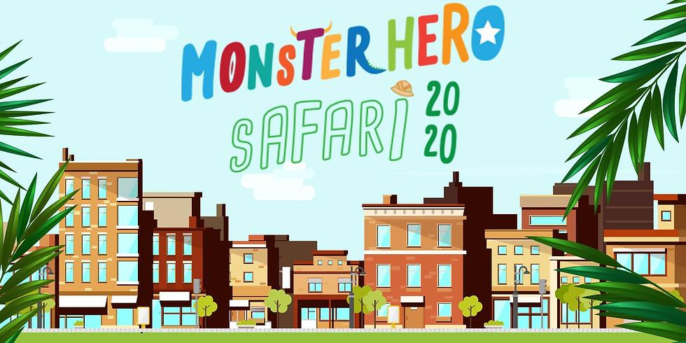 Monster Hero Safari Sudbury