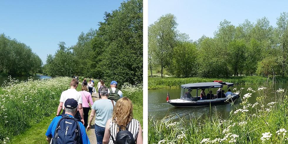 Walk 'n' Water: Sudbury and Cornard Riverside
