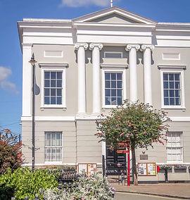 The Town Hall Sudbury, photo: Sue Longhurst