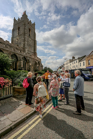 Heritage Open Days in Sudbury 2021_Free Guided Tours Step into the Sudbury Story_Photo And