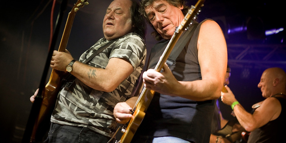 Dennis And Dave Duo (Ex Iron Maiden and Madfred Mann) @ The Horse and Groom Sudbury