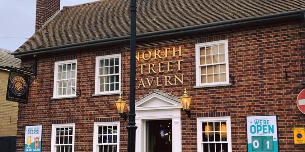 North Street Tavern re-opening weekend!