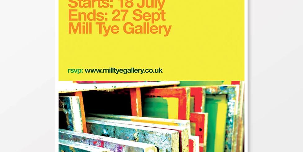 Summer Printworks Exhibition - Weekends