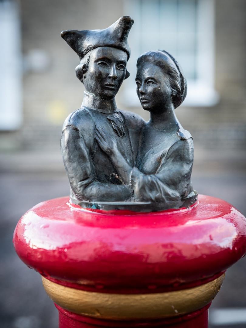 Mr & Mrs Gainsborough