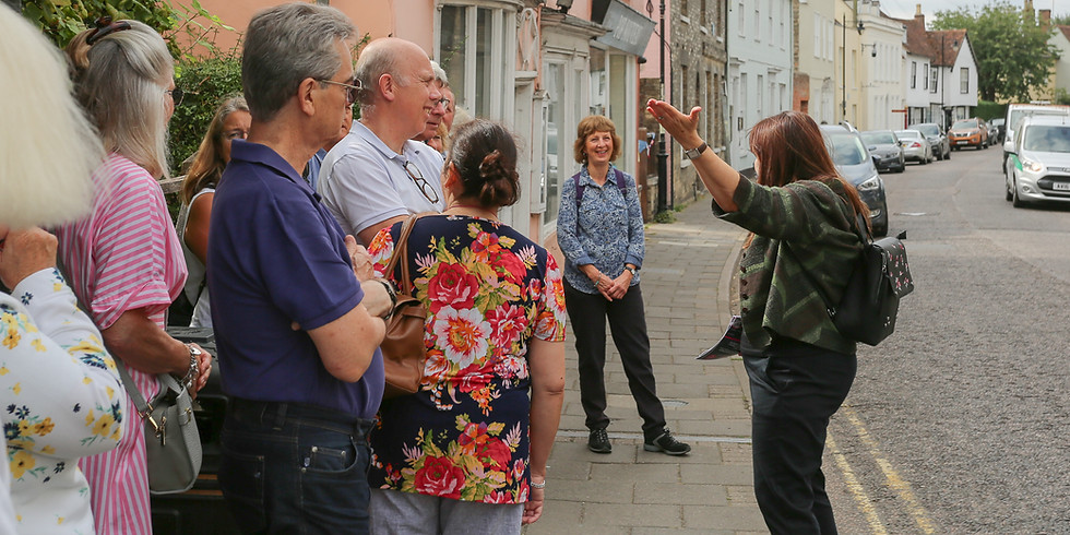 Guided Town Tour: Step into The Sudbury Story
