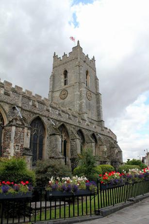 St Peter's, Photo: Sue Longhurst