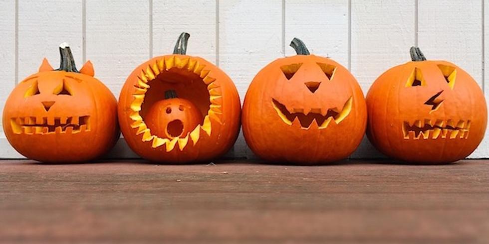 Sudbury Halloween Trail 2020