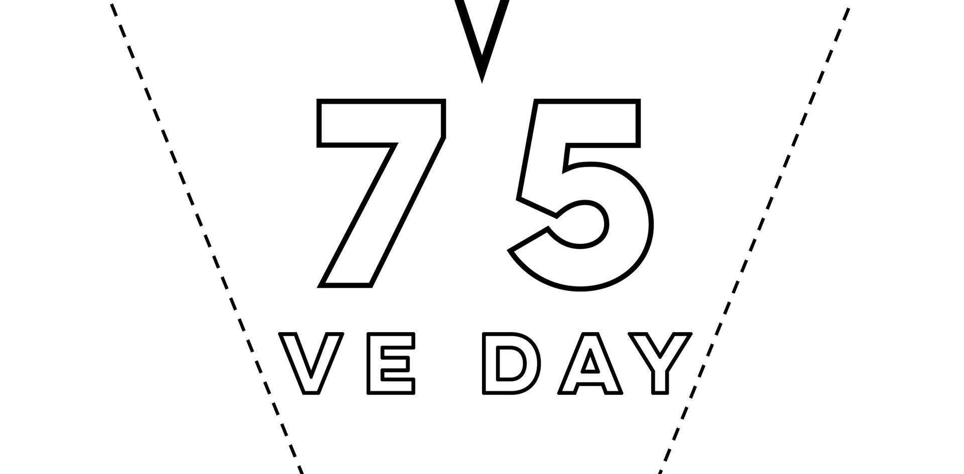 Bunting VE Day 75.jpg