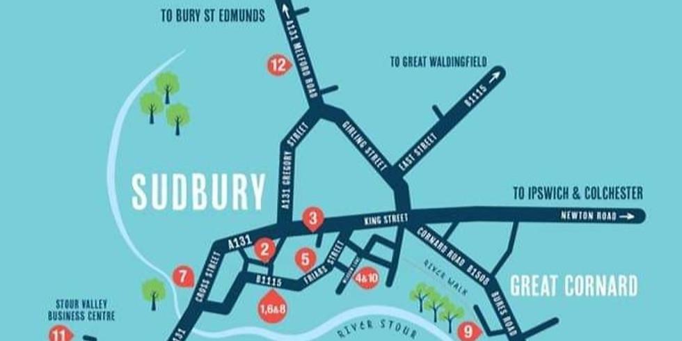September Art Trail - Sudbury Artists Open Studios