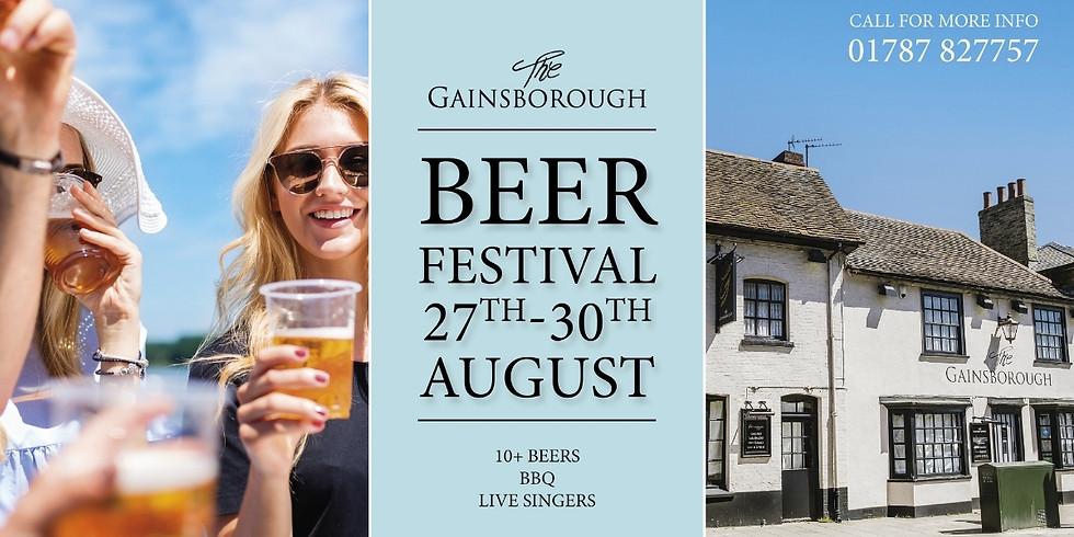 Beer Festival @ The Gainsborough