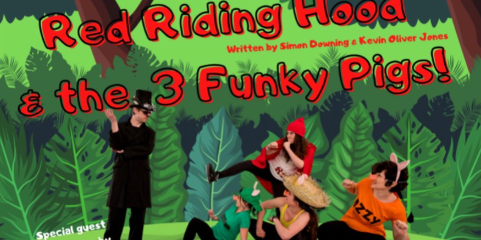 Little Red Riding Hood & The Three Funky Pigs!