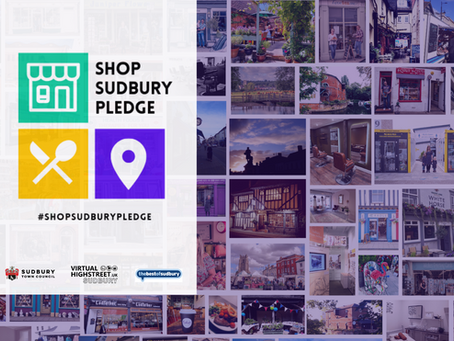 Join the #shopsudburypledge
