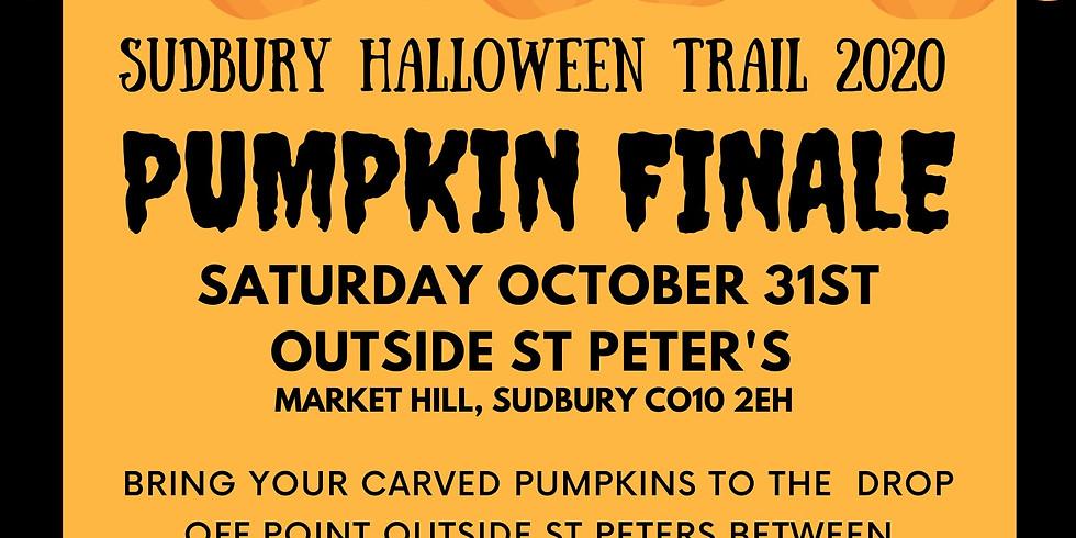 Sudbury Halloween Trail 2020: Pumpkin Finale