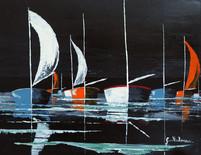Les voiliers