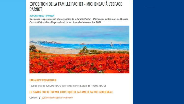 Espace Carnot - Châtelaillon