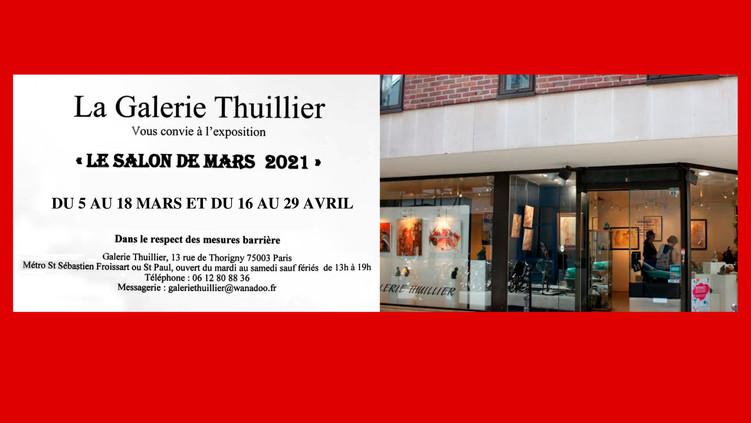Galerie Thuillier - Paris