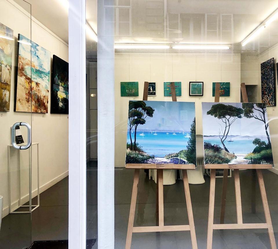 Exposition Galerie Libre est l'art