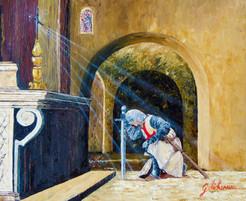 La prière du Templier