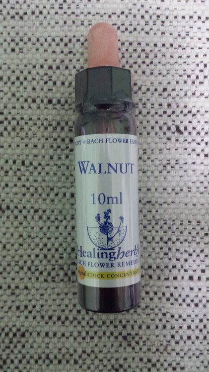 Walnut - Sensibilidade às influências externas