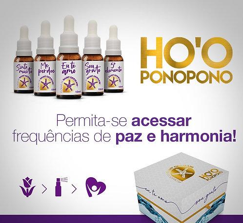 KIT Fórmulas Florais Ho'oponopono