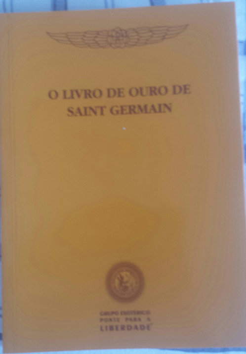 O Livro de Ouro de Saint Germain -P.Liberdade