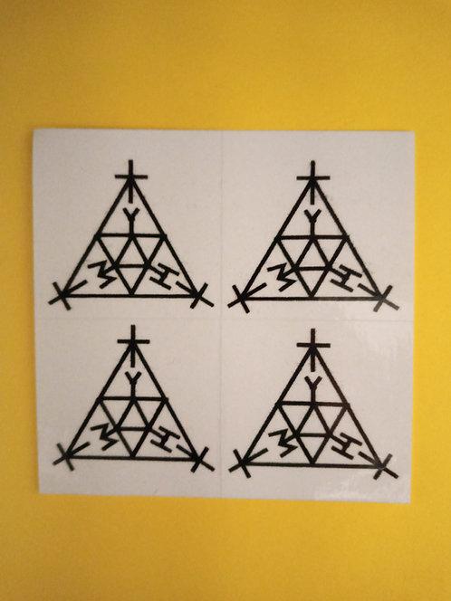 Adesivo  Scap/André Philippe - Aparelhos eletrônicos