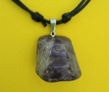 Colar de Pedras - talismã