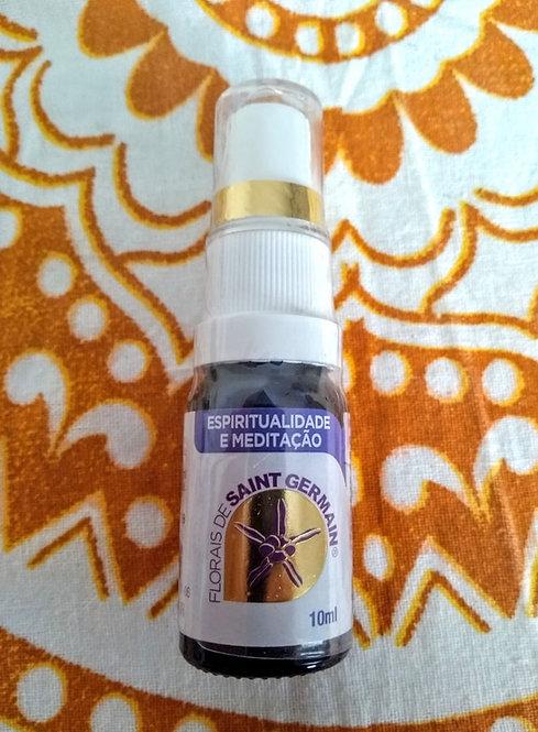 Fórmula Composta Spray Espiritualidade e Meditação