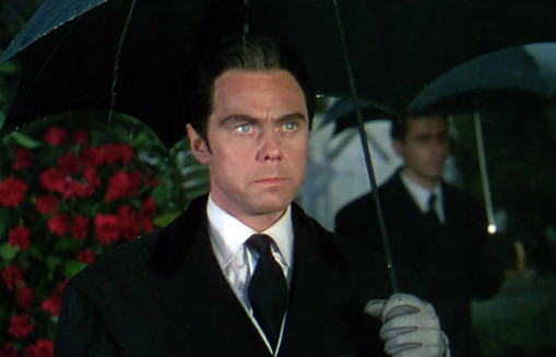 Marius Goring as Alberto Bravano in The Barefoot Contessa 1954