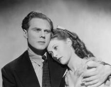 Marius Goring & Moira Shearer in The Red Shoes 1948