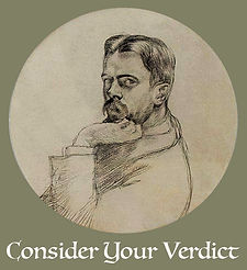 Consider Your Verdict by Laurence Housman (1865-1959)