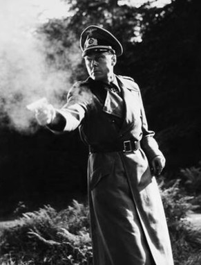 Marius Goring as Colonel von Hohensee