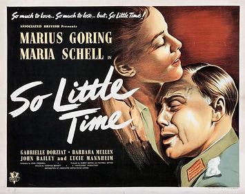 So Little Time 1952.jpg