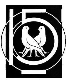 Les Companie des Quinze emblem