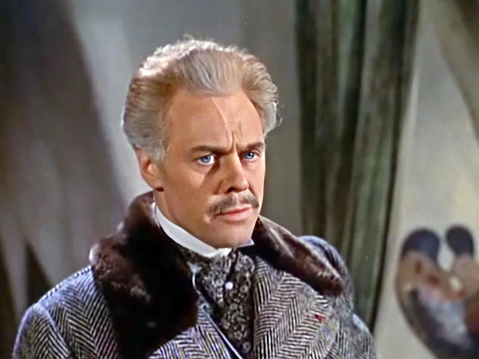 Marius Goring as Otto Kerstein