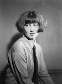 Angela Baddeley (1904-1976) in the 1920s