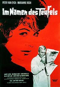The Devil's Agent 1962