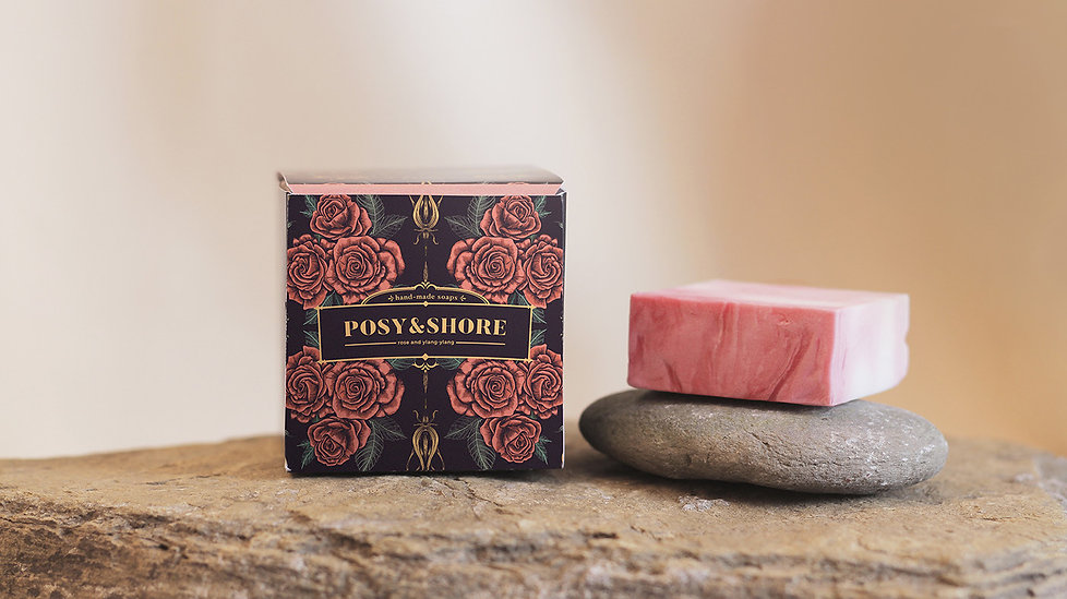 Soap Packaging Design