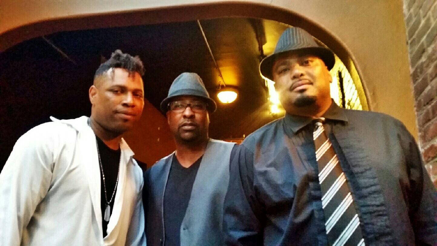 Reji, Todd and Derrick