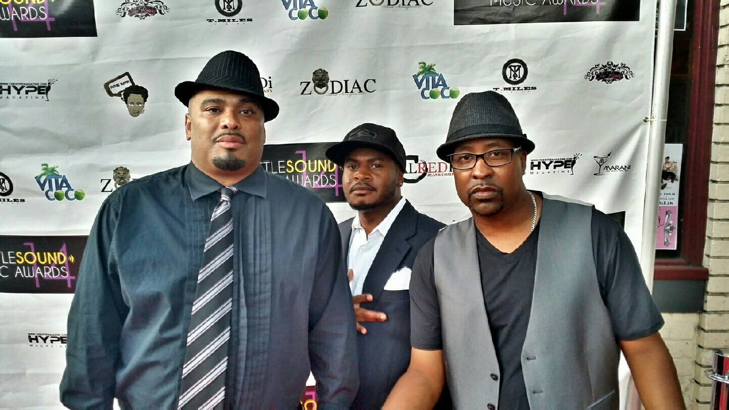 Derrick,Producer Heater Hands & Todd