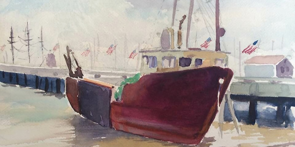 The Joy of Watercolor Painting: An Introductory Class