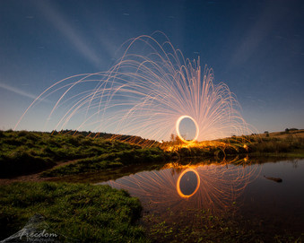 Reflected spin